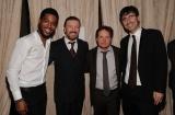 Kid Cudi bei Michael J. Fox's Benefinzveranstaltung