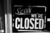 Sorry… we're closed!