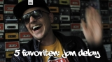 Blogbuzzter presents: 5 Favoriten von Jan Delay (Clip)